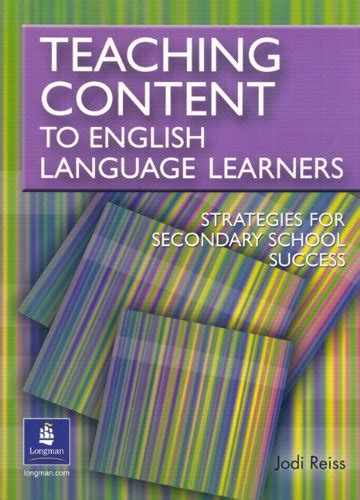 subjects matter second edition exceeding standards through powerful content area reading 13 teaching content to language learners