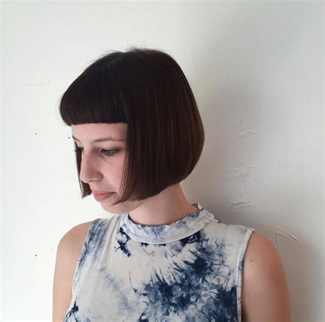 mini bob haircut 25 stylish bob hairstyles with bangs style colour in