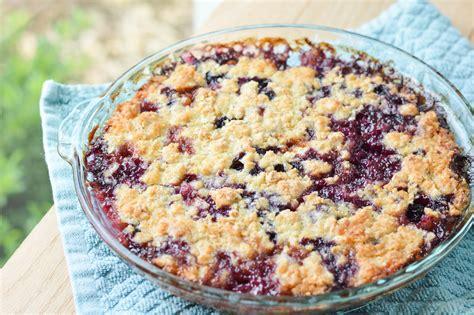 blueberry peach crumble the best ina garten recipes blueberry peach crumble recipe dishmaps
