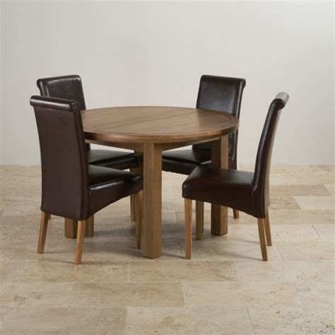 Modern Oak Dining Room Chairs Enchanting Solid Oak Dining Table And Chairs 96 On
