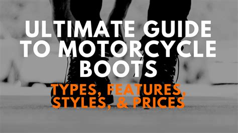 best place to buy motorcycle boots ultimate guide to motorcycle boots types features