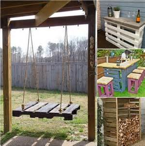 Ladybug Bedroom Ideas how to diy 17 coolest pallet projects for the garden fab