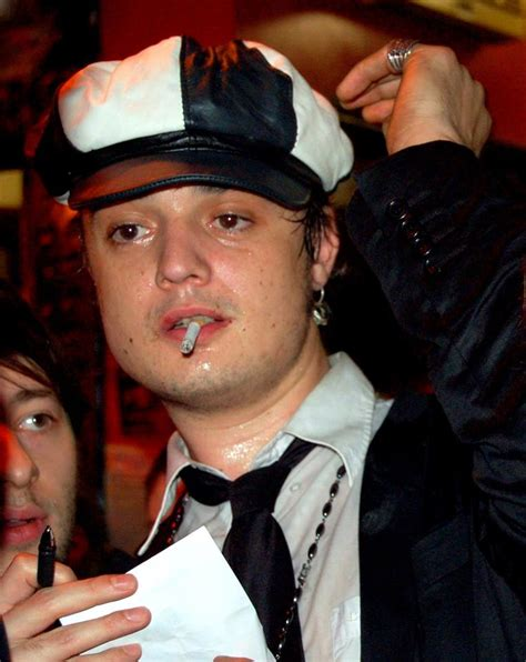 Pete Doherty Is A Magician by The Libertines Kendall S Webworld