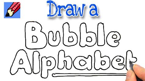 bubble letter drawing  getdrawings