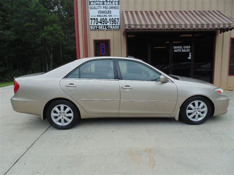 2002 Toyota Camry Xle V6 2002 Toyota Camry Xle V6 For Sale 126 Used Cars From 2 998