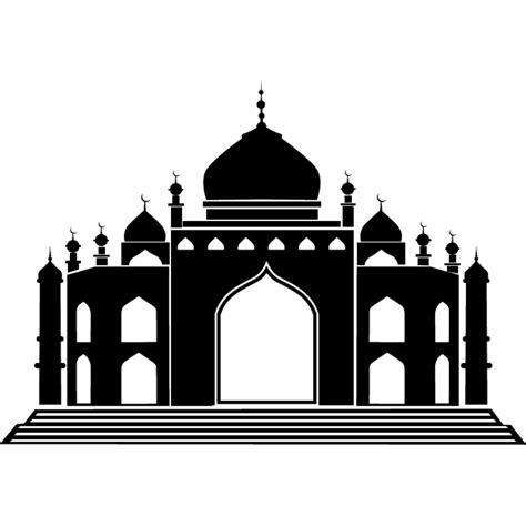 design masjid vector free download edificio vinilowcost