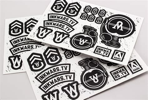 printable vinyl for stickers waterproof vinyl sticker sheet with custom patterns