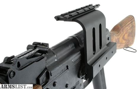 ak 47 rail side mount armslist for sale ak saiga stg 2000 dragunov side rail