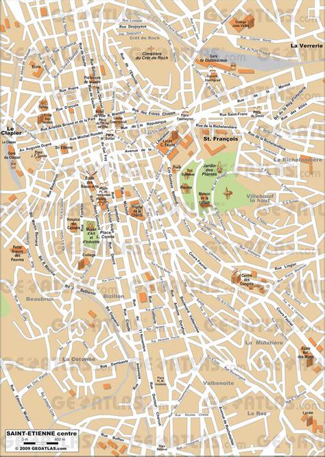 etienne map etienne map and etienne satellite image