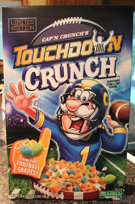 calories in captain captain crunch berries nutrition nutrition and dietetics