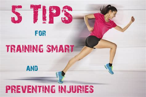 9 Tips To Prevent Workout Injuries by 5 Tips For Smart And Preventing Injuries Push