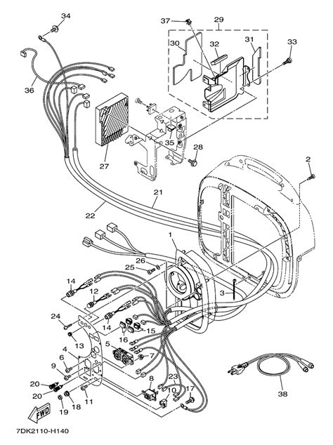 yamaha ef2000is wiring diagram wiring diagram with