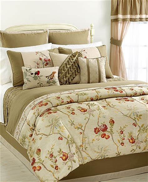 macys bed comforter sets aubrey 22 piece comforter set macy s bedroom pinterest