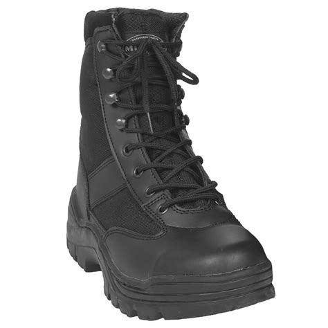 security boots security tactical combat patrol hiking army airsoft