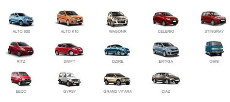 maruti suzuki all cars with price maruti suzuki india hikes car prices by upto rs 31 600
