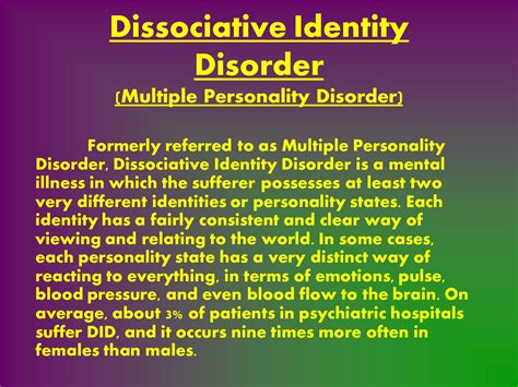 mental disability and the penalty the shame of the states books personality disorder dissociative identity