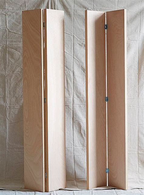 how to make a room divider create a folding screen screens divider and decorative mouldings