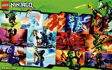 gambar gambar ninjago  terbaru  lengkap gambat