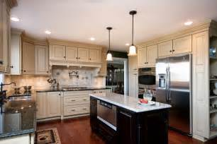Kitchens With Different Colored Islands by Kitchen Colors With White Cabinets Memes