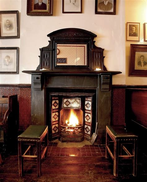 Bars With Fireplaces by Best Pubs With Open Fires In Time Out