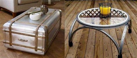Renover Une Table En Bois 1181 by Tables Basses Insolites Et Originales