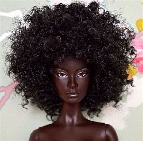 black doll names 55 best doll afro hair images on