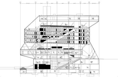 seattle public library floor plans seattle central library oma lmn archdaily