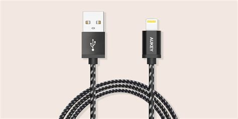 lighting to usb cable 15 best usb lightning cables of 2018 lightning to usb