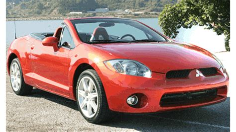 2007 Mitsubishi Eclipse Spyder Gt 2dr Convertible 3 8l