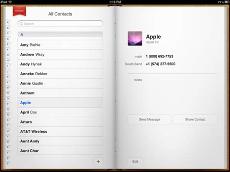 how to your to on a pad how to add and manage contacts on your new imore