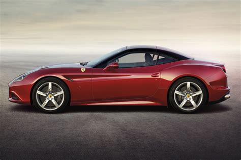 california trends 2015 2015 ferrari california t side view with roof up photo 4