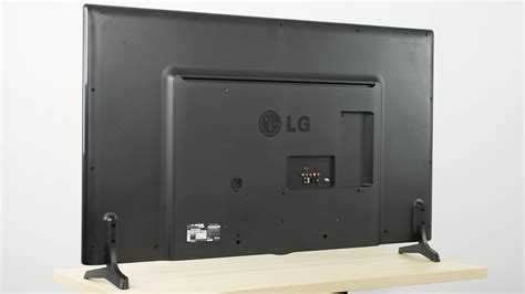 back of a lg lh5750 review 55lh5750
