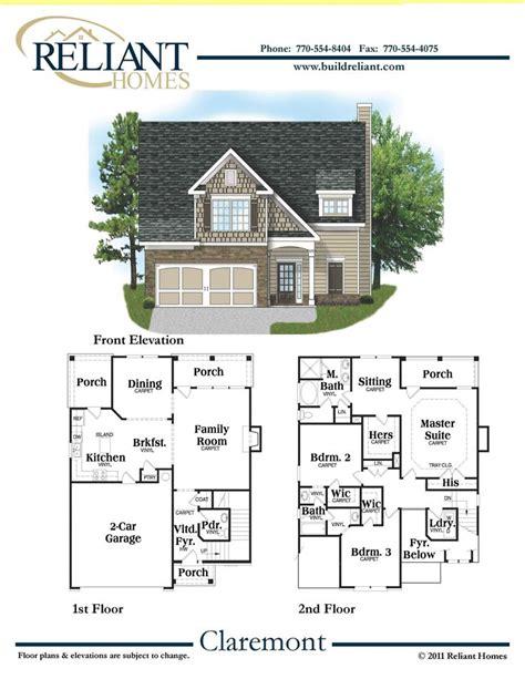 vishwapriya layout house sale reliant homes the claremont plan floor plans homes