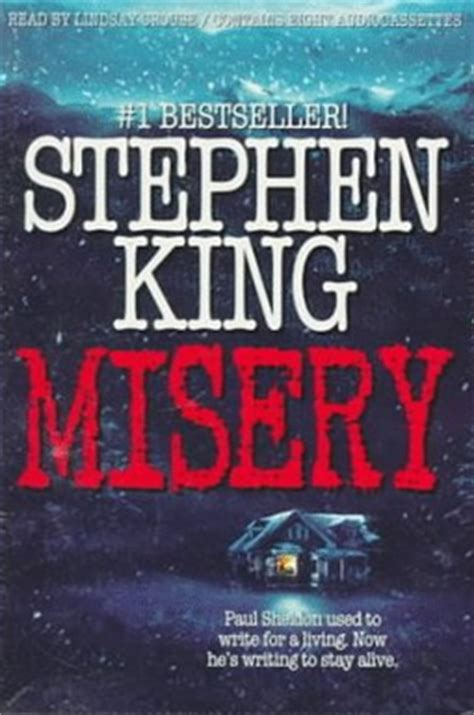 summary it by stephen king books stephenking misery