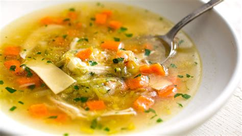 Chicken Soup For The Working chicken soup from scratch recipe nyt cooking