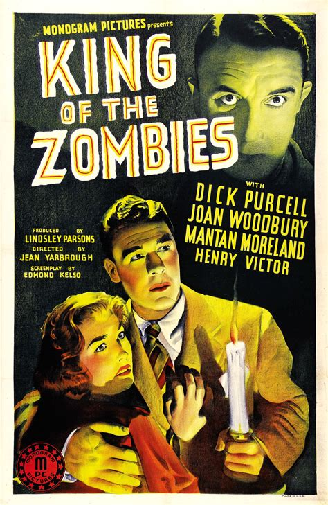 zombie thai movie posters king of the zombies night of the living dead double