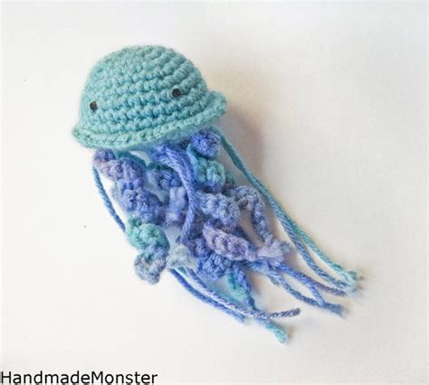 crochet pattern jellyfish 1000 images about crochet jellyfish on pinterest posts