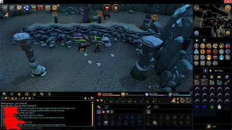 runescape house layout best what does your interface look like runescape