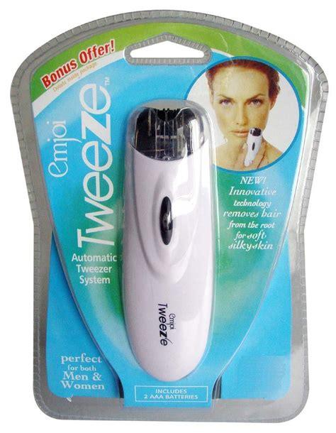 Bulu Halus china emjoi tweeze wizzit china tweeze hair remover automatic tweezer