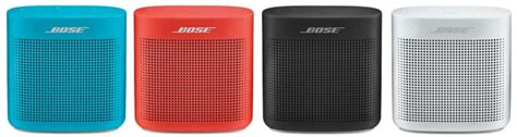 bose soundlink color review bose soundlink color ii bluetooth speaker review my