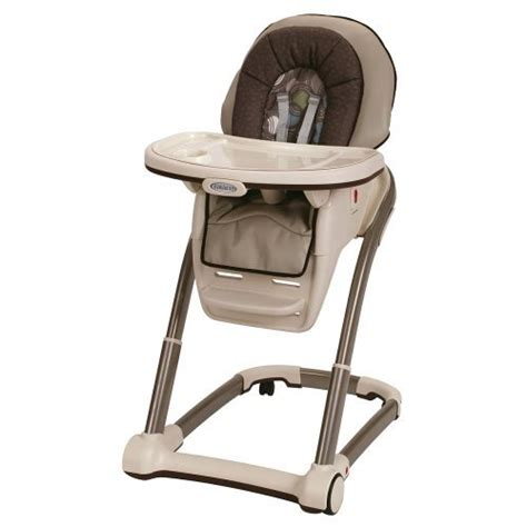Graco High Chair by Graco Blossom 4 In 1 High Chair Roundabout Baby Shop
