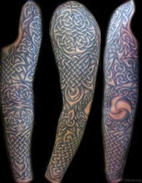 cool arm sleeve tattoos 48 celtic tattoos on arm