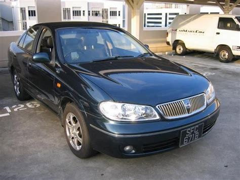 nissan sunny 2003 2003 nissan sunny pictures