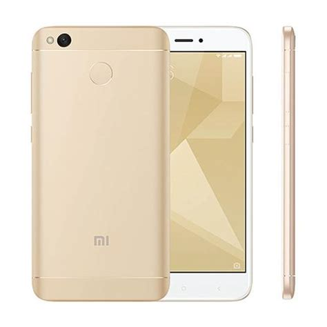 Xiaomi Redmi 4x 16gb 2gb Gold xiaomi redmi 4x 2gb 16gb smartphone gold