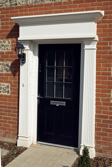 Exterior Door Surrounds Grp Door Surrounds Fibreglass Porches Uk