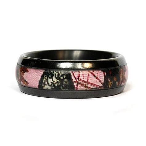 pink camouflage engagement rings sles