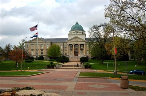 Se Mo State Mba by Academic Construction Cape Girardeau History And Photos