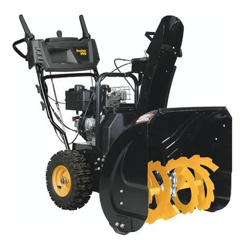 Stihldealers Com Sweepstakes - poulan pro pr240 179cc 24 in two stage snow thrower lowe s canada
