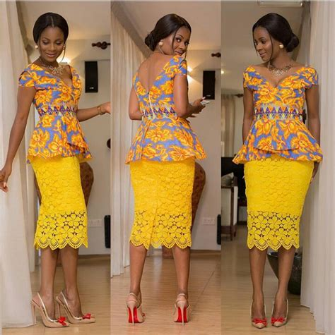 nigerian african lace styles in skirt and top beautiful ankara styles dress african fashion styles
