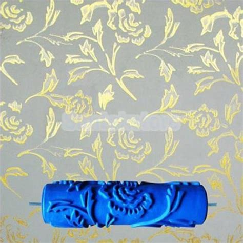 pattern wallpaper roller 7 quot empaistic pattern wall decoration painting paint roller